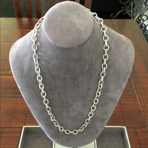 Judith Ripka Sterling Collection necklace / chain